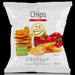 Eiwitrijke chips